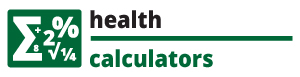 Health calculators - calculazy.com